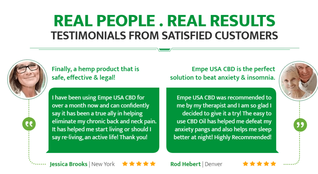 Empe CBD Oil - Shark Tank  - Reviews - Ingredients - Where To Buy