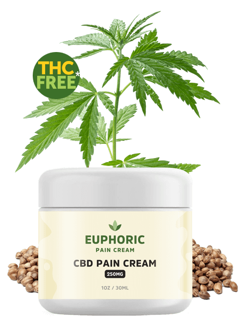 Euphoric CBD Pain Cream - Shark Tank - Reviews - Ingredients - Where To Buy