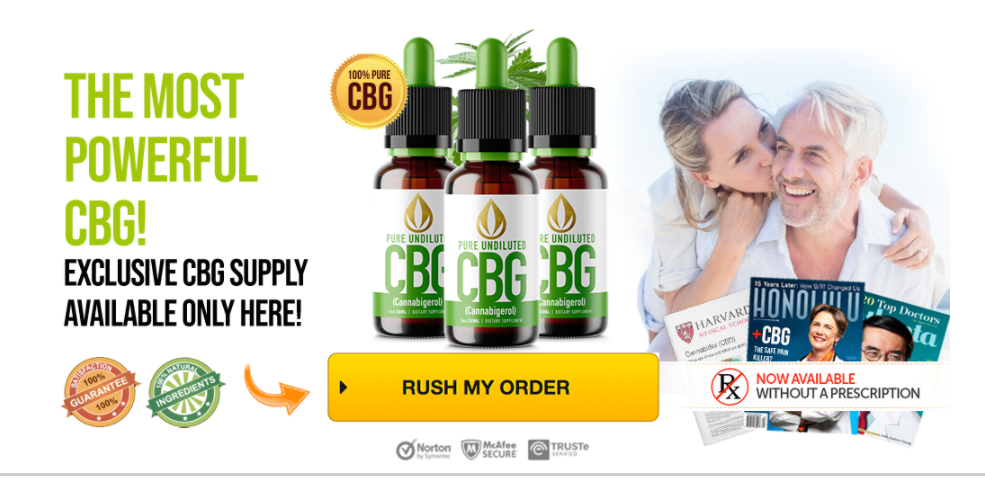 CBG Hemp Oil - Reviews