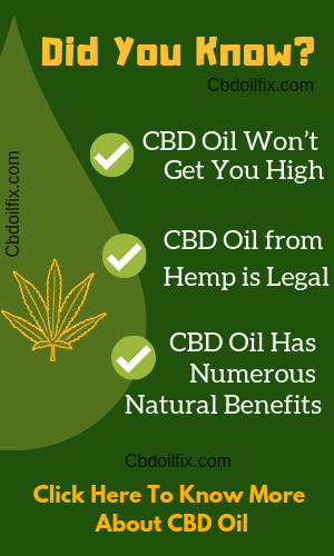 CBD Oil -Best Products Of The Week - cbdoilfix.com
